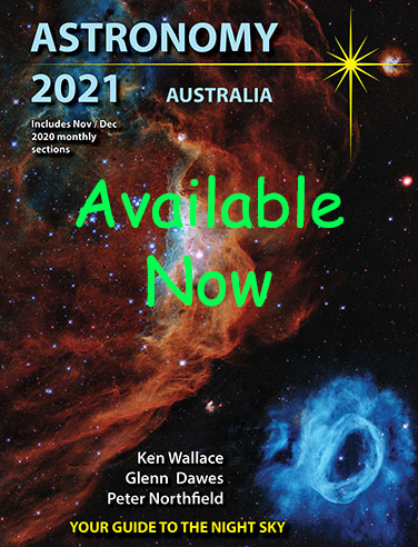 Astronomy 2021 front cover image